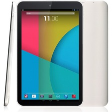 """Zeepad Tablet - 8"""" - 1 GB - MediaTek Quad-core (4 Core) 1.30 GHz - 8 GB - Android 4.4 KitKat - 1280 x 800 - In-plane Switching (IPS) Technology - White"""
