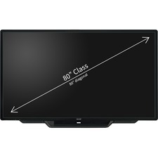 "Sharp AQUOS BOARD PN-L803C 80"" LCD Touchscreen Monitor - 16:9 - 4 ms"