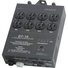 Eliminator EC-16 Lighting Controller