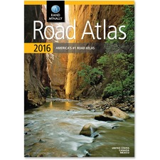Rand McNally North American Road Atlas