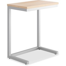 BSX HML8858WH Basyx Cantilever Occasional Table BSXHML8858WH