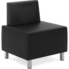 BSX VL864SB11 HON VL864 Leather Modular Lounge Chair BSXVL864SB11