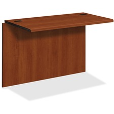 HON 10760CO HON 10700 Series Cognac Laminate Desking HON10760CO