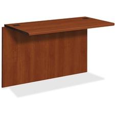 HON 10770CO HON 10700 Series Cognac Laminate Desking HON10770CO