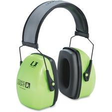 HOW 1013941 Howard Leight Hi-Visibility L3HV Headband Earmuffs HOW1013941