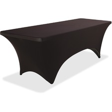 ICE 16531 Iceberg Stretch Fabric Table Cover ICE16531