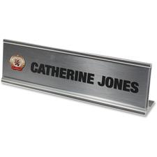 IPP 905895 Imprint Plus Desk Plate Signage Kits IPP905895