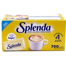 SNH 200063 Splenda Single-serve Sweetener Packets SNH200063