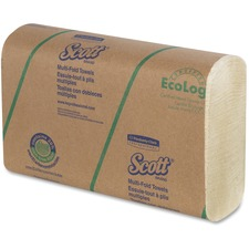 KCC 11829 Kimberly-Clark Scott Multi-fold Towels KCC11829