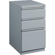 LLR79135 - Lorell Mobile Box/Box/File Pedestal File