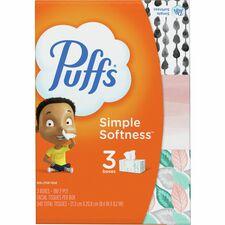 PGC 87615 Procter & Gamble Puffs Basic Facial Tissues PGC87615