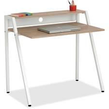 SAF 1951WH Safco Writing Desk SAF1951WH