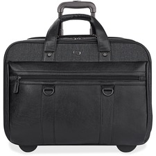 USLEXE9354 - Solo Executive Carrying Case (Roller) for 17.3