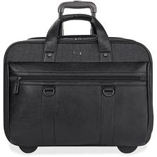 USL EXE9354 US Luggage Solo Bradford Rolling Case USLEXE9354