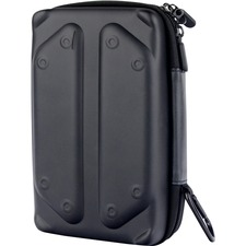 Tough Tested Tech Gear Carrying Case for Camera, Gear, Cable, Charger, Accessories, GPS, Key, Pen, Stylus