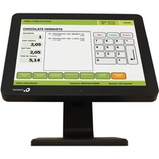 "Bematech LE1015 15"" LCD Touchscreen Monitor - 12 ms"