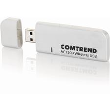 Comtrend WD-1030 IEEE 802.11ac - Wi-Fi Adapter for Desktop Computer/Notebook