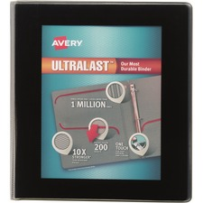 AVE79711 - Avery® UltraLast One-Touch Slant D-ring Binder