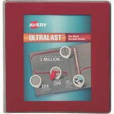 AVE79713 - Avery® UltraLast One-Touch Slant D-ring Binder