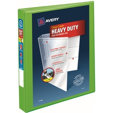 AVE79770 - Avery&reg Heavy-Duty View Binders with Locking One Touch EZD Rings