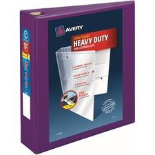 AVE79777 - Avery&reg Heavy-Duty View Binders with Locking One Touch EZD Rings