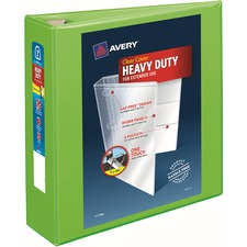 AVE79779 - Avery&reg Heavy-Duty View Binders with Locking One Touch EZD Rings