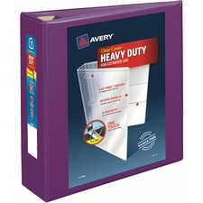 AVE79810 - Avery&reg Heavy-Duty View Binders with Locking One Touch EZD Rings
