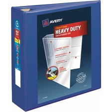 AVE79811 - Avery&reg Heavy-Duty View Binders with Locking One Touch EZD Rings