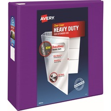 AVE79813 - Avery&reg Heavy-Duty View Binders with Locking One Touch EZD Rings
