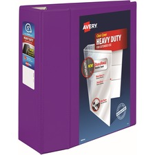 AVE79816 - Avery&reg Heavy-Duty View Binders with Locking One Touch EZD Rings