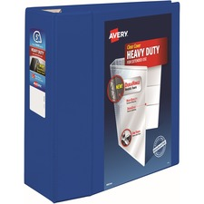 AVE79817 - Avery® Heavy-Duty View Binders with Locking One Touch EZD Rings