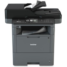 BRT MFCL6800DW Brother MFC-L6800DW Laser All-in-one Printer BRTMFCL6800DW