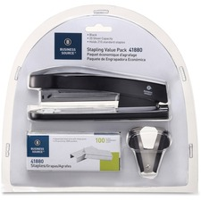 Business Source 41880 Desktop Stapler