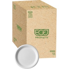 Eco-Products Sugarcane Plates