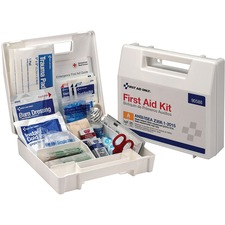 FAO 90588 First Aid Only 89-piece ANSI First Aid Kit FAO90588