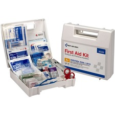 FAO90589 - First Aid Only 25-Person Bulk Plastic First Aid Kit - ANSI Compliant