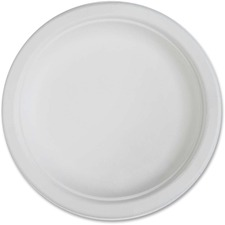 GJO 10216 Genuine Joe Compostable Plates GJO10216