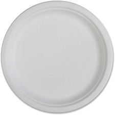 GJO 10218 Genuine Joe Compostable Plates GJO10218