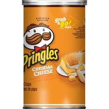KEB84561 - Pringles&reg Cheddar Cheese