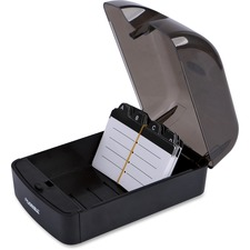 LLR 01028 Lorell Desktop Card File LLR01028