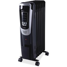 LLR33568 - Lorell LED Display Mobile Radiator Heater