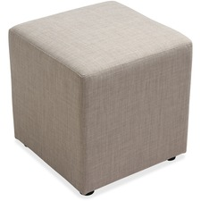 LLR 35856 Lorell Fabric Cube Chair LLR35856