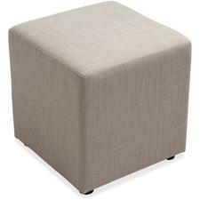 Lorell Fabric Cube Chair