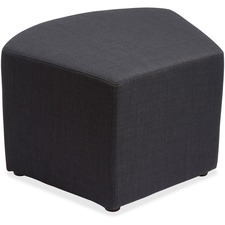 LLR35858 - Lorell Fabric Quad Ottoman