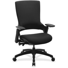 LLR59527 - Lorell Serenity Series Executive Multifunction High-back Chair