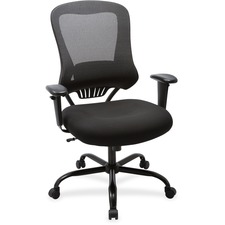 LLR59536 - Lorell Big and Tall Mesh Back Executive Chair