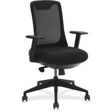 LLR59557 - Lorell Mesh Back Multifunction Chair
