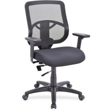 LLR59559 - Lorell Managerial Mid-back Chair