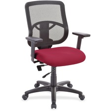 LLR 59561 Lorell Managerial Mid-back Chair LLR59561