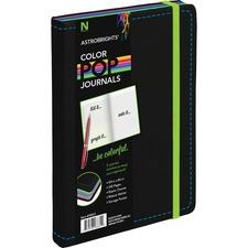 NEE 98831 Neenah Paper Astrobrights Color Pop Journal NEE98831